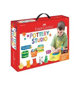 Do Art Pottery Studio by Faber-Castell