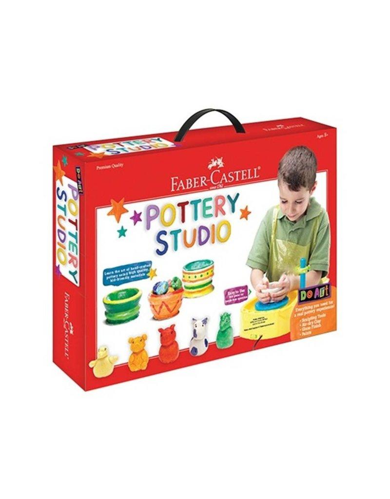 Do Art Pottery Studio by Faber-Castell