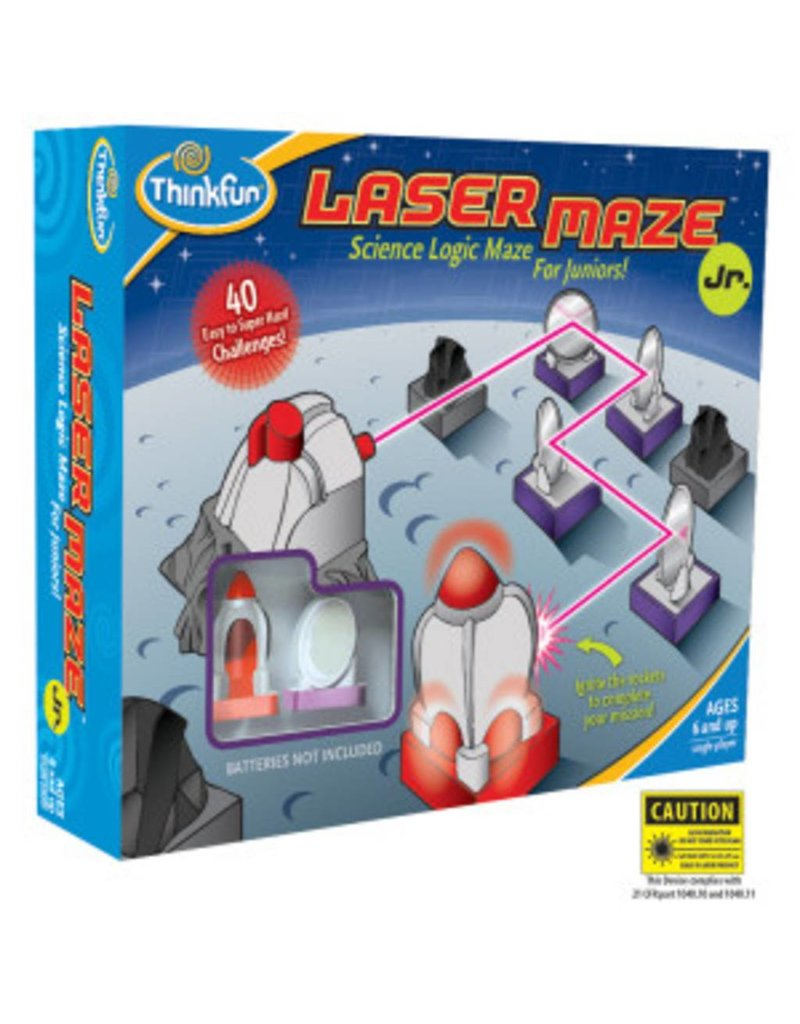 Laser Maze Jr. Logic Game by ThinkFun