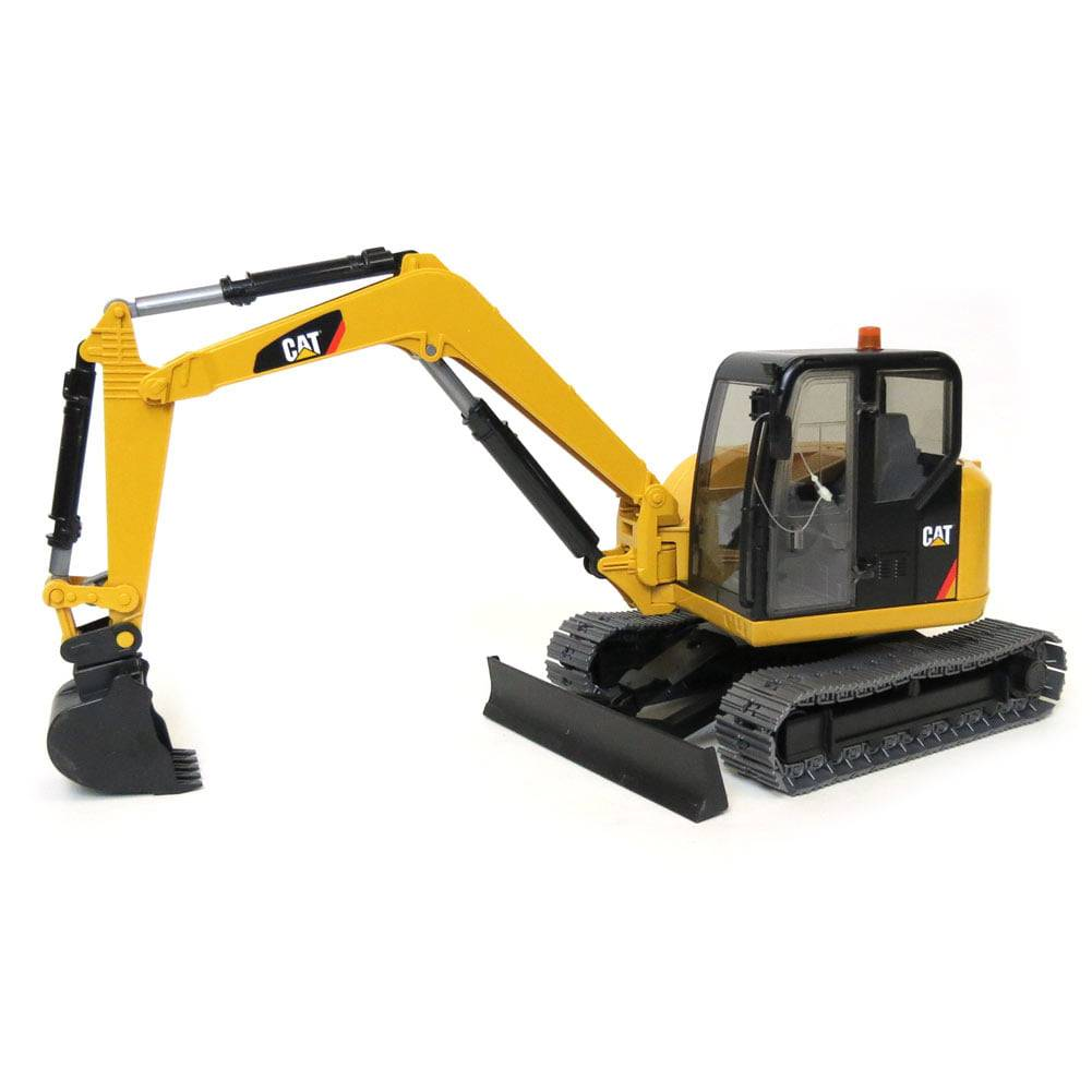 Bruder Construction Toys For Boys : Cat mini excavator by bruder toys fundamentally