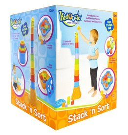 Stack 'n Sort Playset By Kidoozie