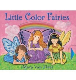 Simon and Schuster Little Color Fairies Book
