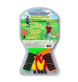 Jazzminton Paddle Game by Funsparks