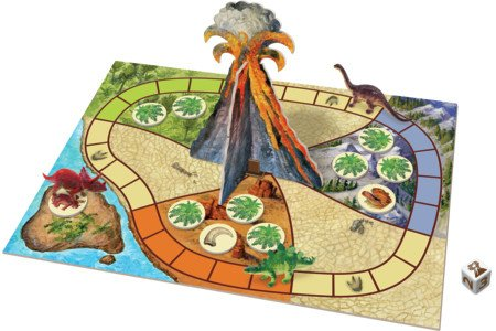 Dinosaur Escape Game by Peaceable Kingdom