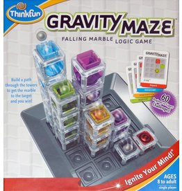 Gravity Maze by ThinkFun - Single Player