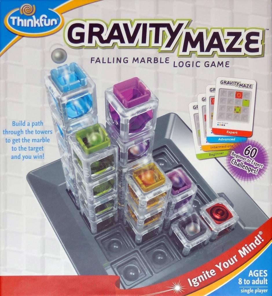 Gravity Maze by ThinkFun - Single Player