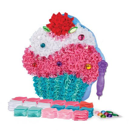 Plushcraft Cupcake Pillow by Orb Factory