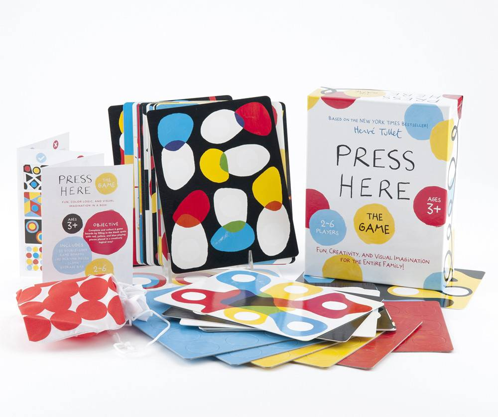 Press Here - The Game