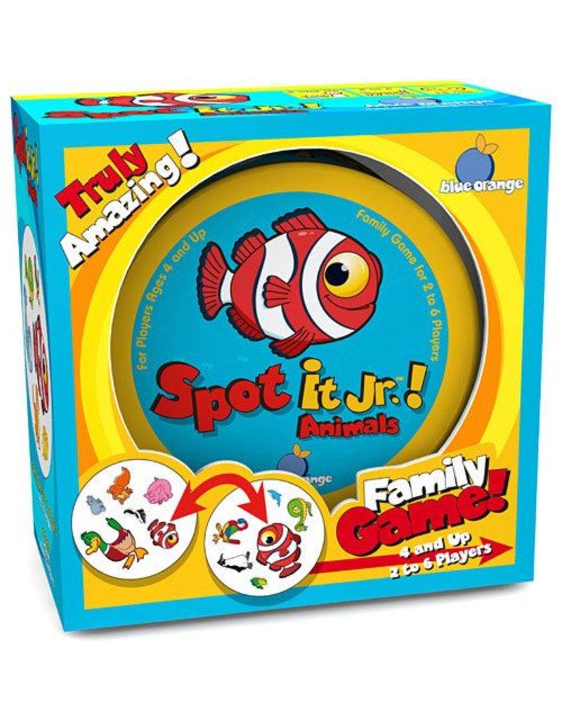 Spot It Jr.! Animals by Blue Orange Games
