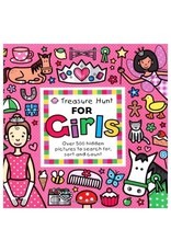 Treasure Hunt for Girls Board Book