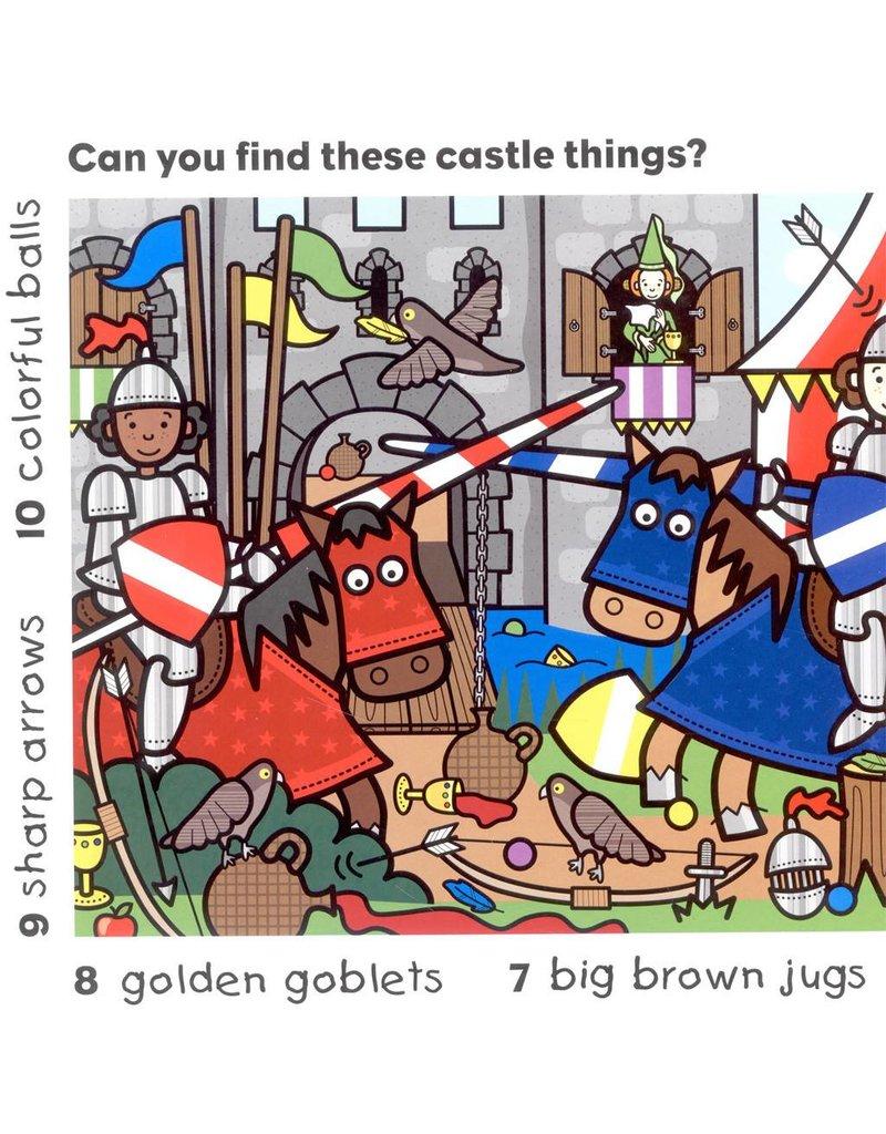 Treasure Hunt for Boys Board Book