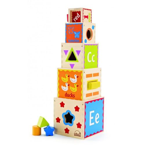 Pyramid of Play by Hape