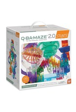 Q-BA MAZE 2.0 Ultimate Stunt Set by Mindware