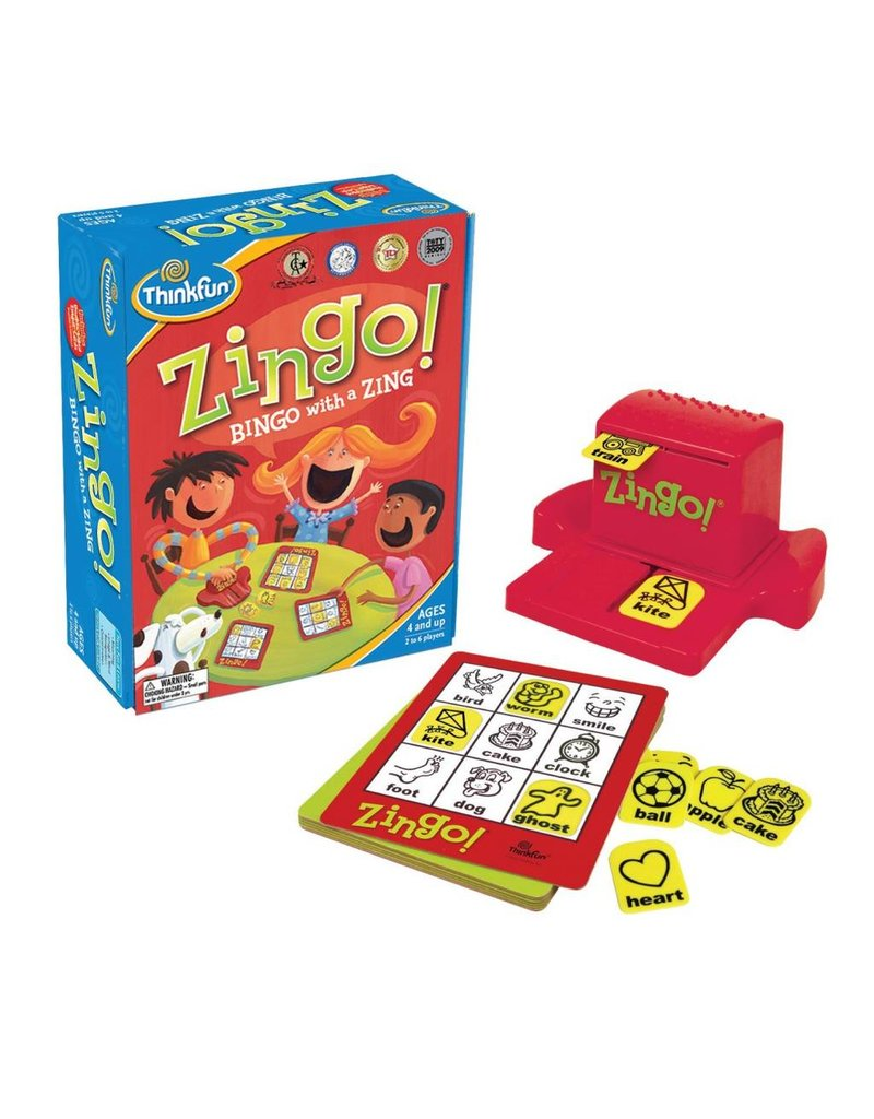 Zingo! by ThinkFun
