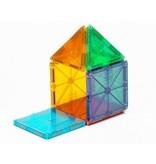Magna-Tiles Clear Colors 32-pc Set