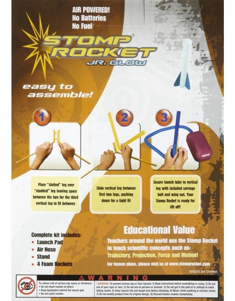 Stomp Rocket Junior or Ultra