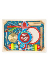 Clap! Clang! Tap! Band in a Box