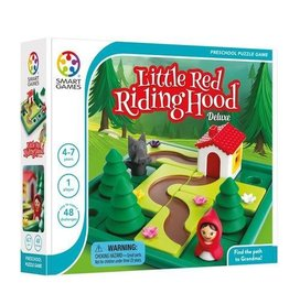 Little Red Riding Hood Deluxe by SmartGames - Single Player