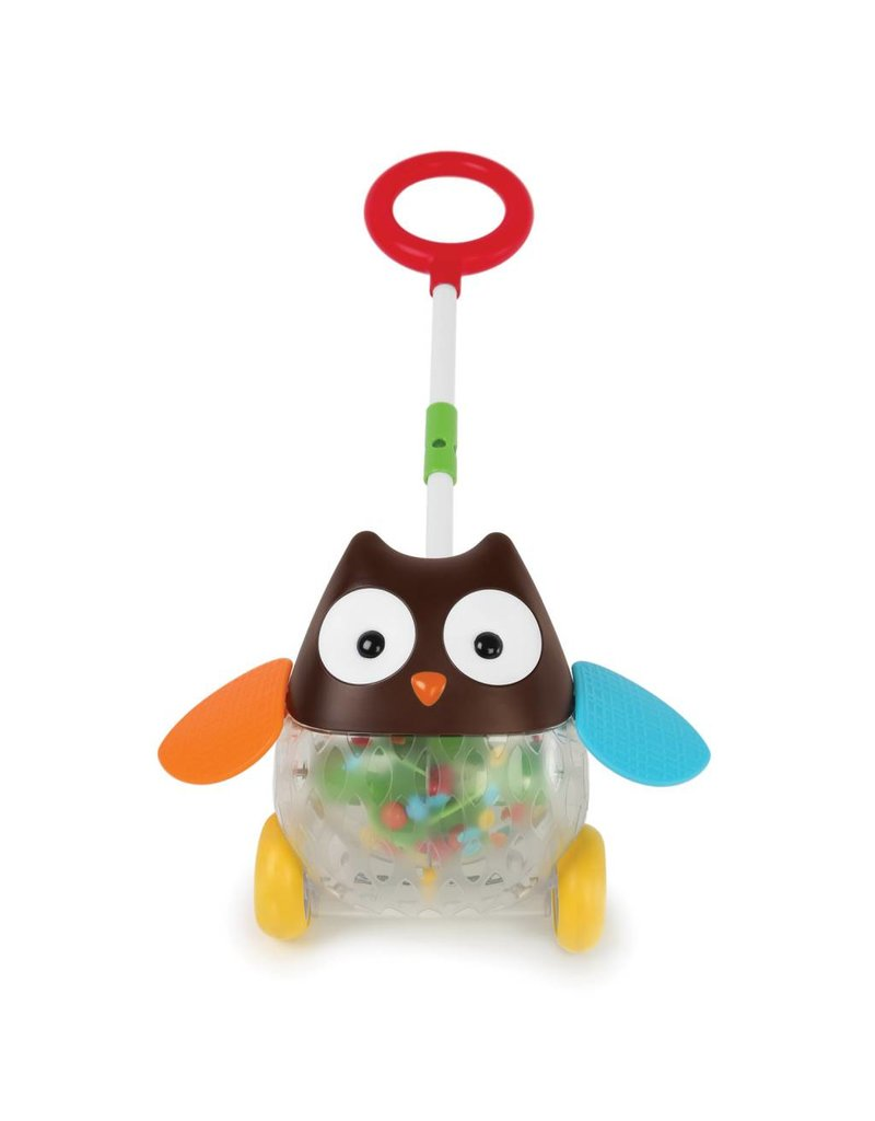 Rolling Owl Push Toy by Skip Hop