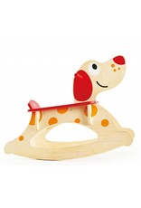 Hape Wooden Dog Rocker
