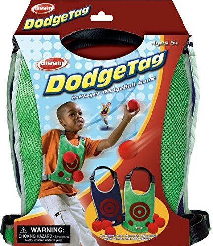 Dodge Tag by Diggin Active