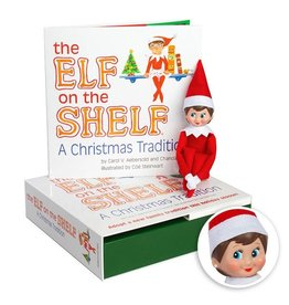 Elf on the Shelf - Boy or Girl