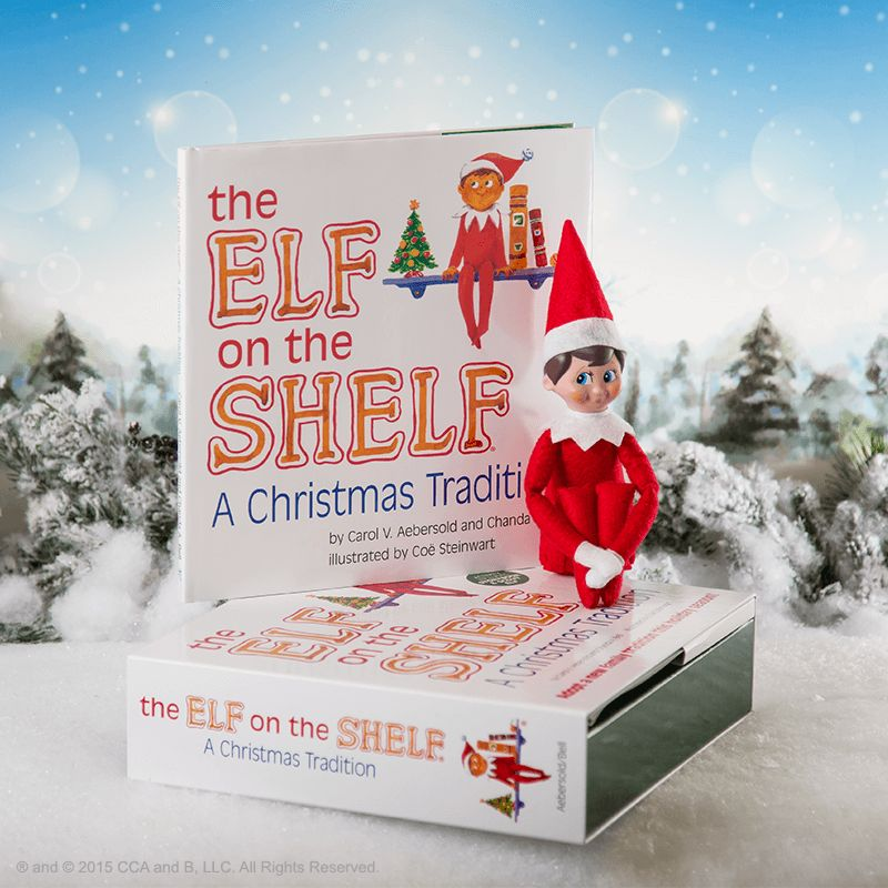 elf on the shelf boy or gild - Elf On The Shelf Christmas Tradition