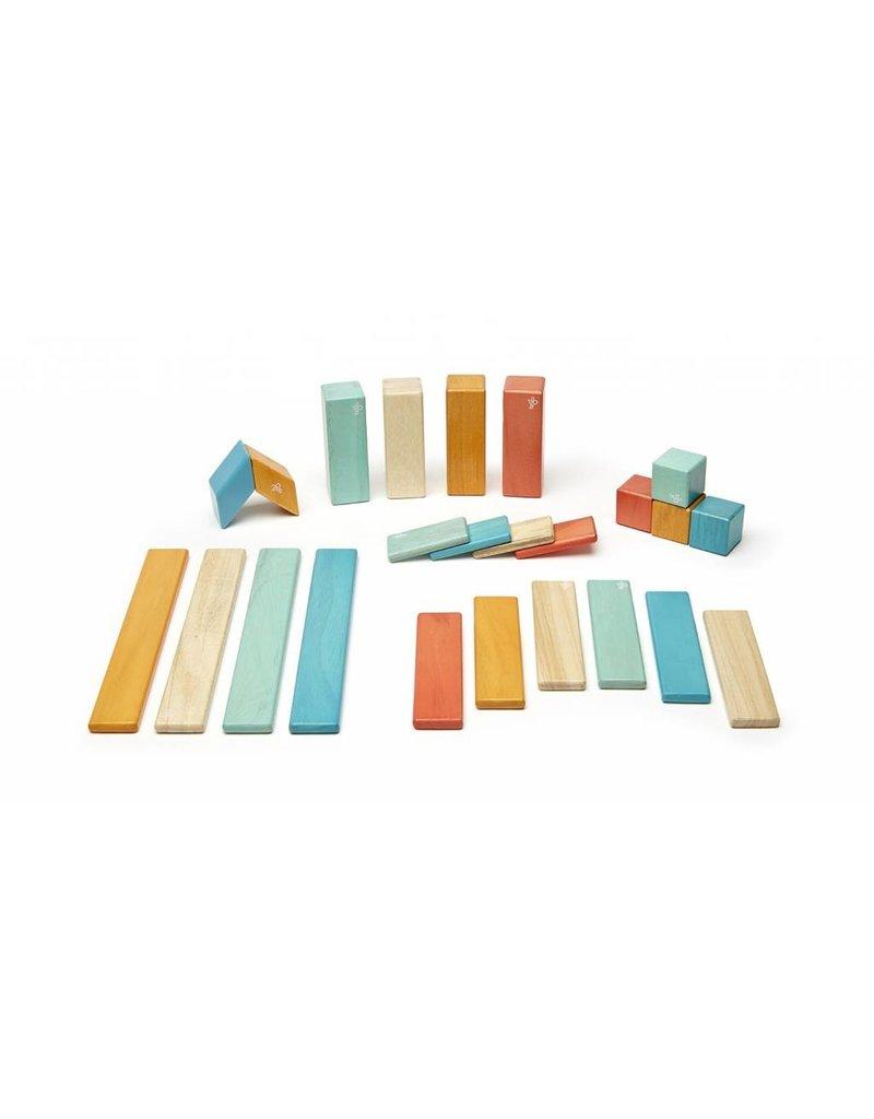 Tegu Magnetic Wooden Block Sets - Sunset