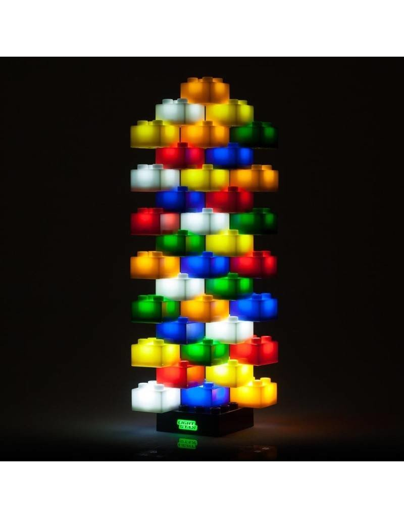 LIGHT STAX Illuminated Building Blocks - 24-, 36- or 102-pc set