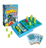 Hoppers Game by ThinkFun - SIngle Player