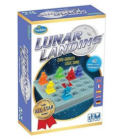Lunar Landing Game by ThinkFun - Single Player
