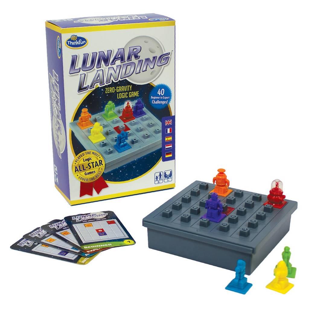 Lunar Landing Game by ThinkFun