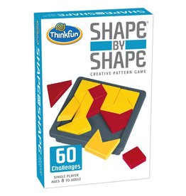 Shape by Shape Game by ThinkFun - Single Player