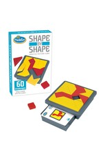 Shape by Shape Game by ThinkFun