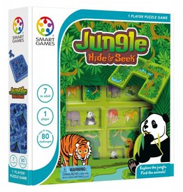 Jungle Hide & Seek Game by SmartGames - Single Player