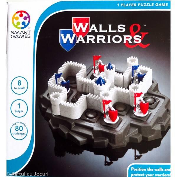 Walls & Warriors by  SmartGames