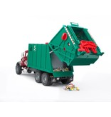 MACK Granite Rear-Loading Garbage Truck by Bruder Toys
