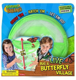 Bug & Butterfly Village by Schylling