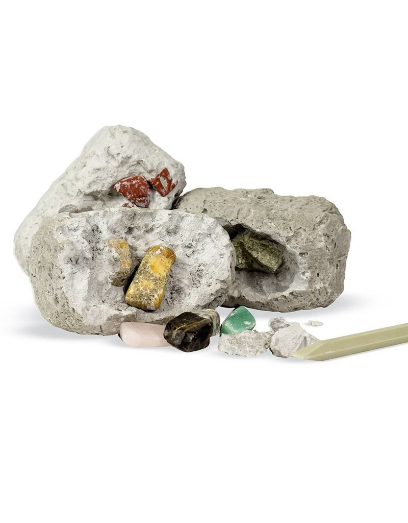 Dig It Up! Minerals & Fossils by MindWare
