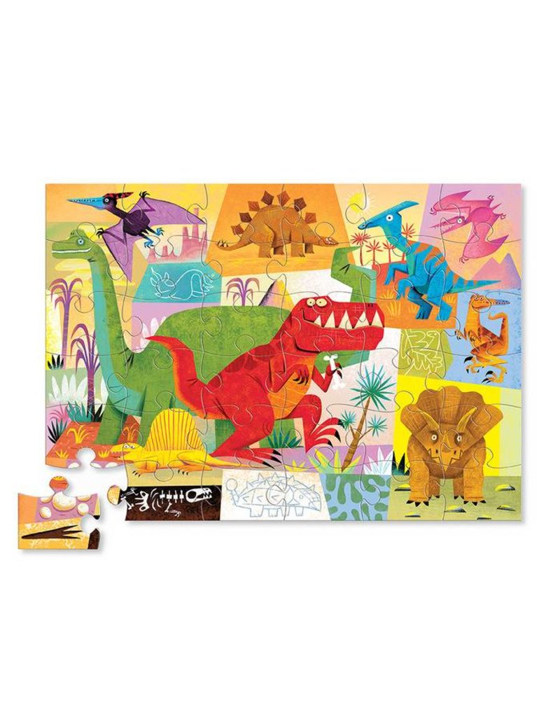 36-pc Floor Puzzles by Crocodile Creek