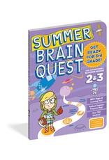 Summer Brain Quest Workbooks