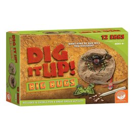Dig It Up! Big Bugs by MindWare