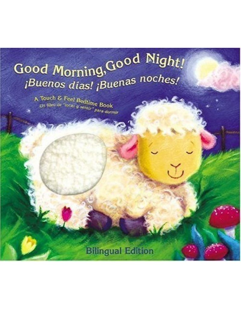 Good Morning, Good Night - Bilingual Spanish/English