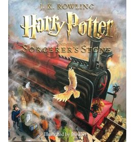Harry Potter Illustrated Series