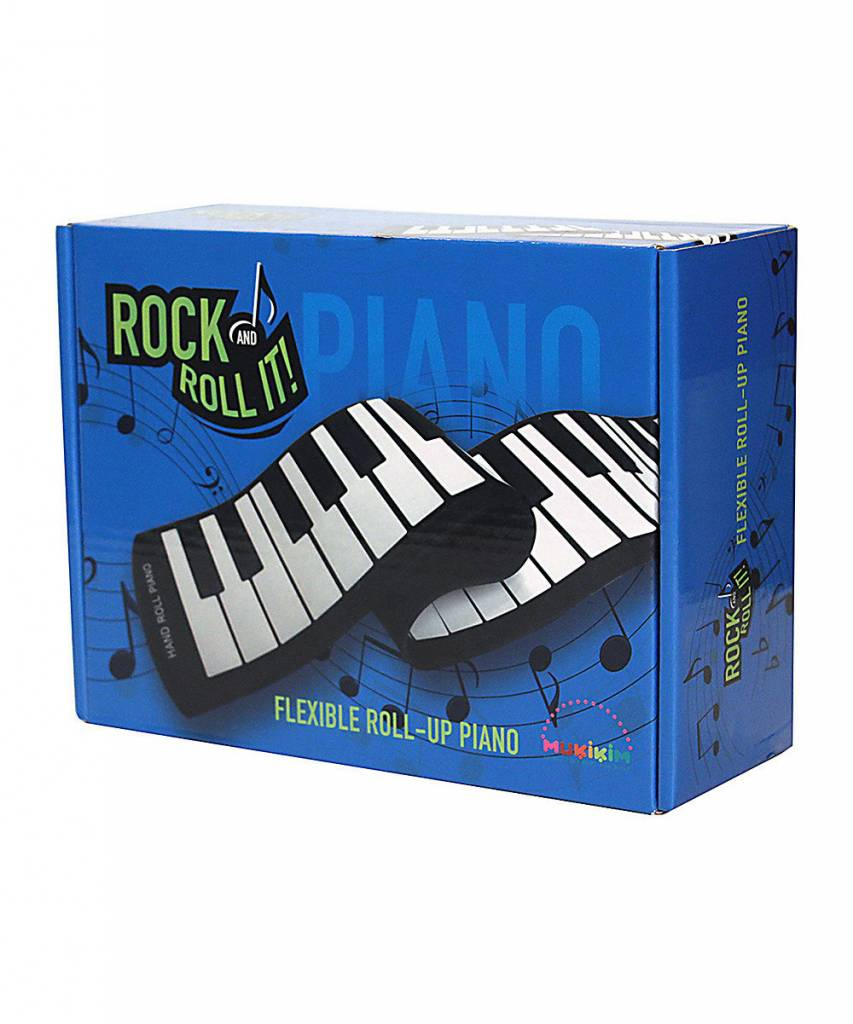 Rock and Roll It Piano by Mukikim