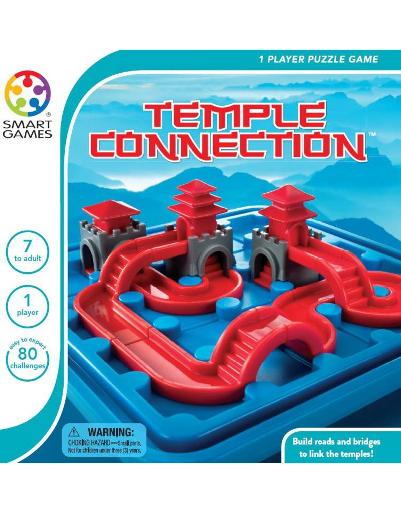 Temple Connection by Smart Games