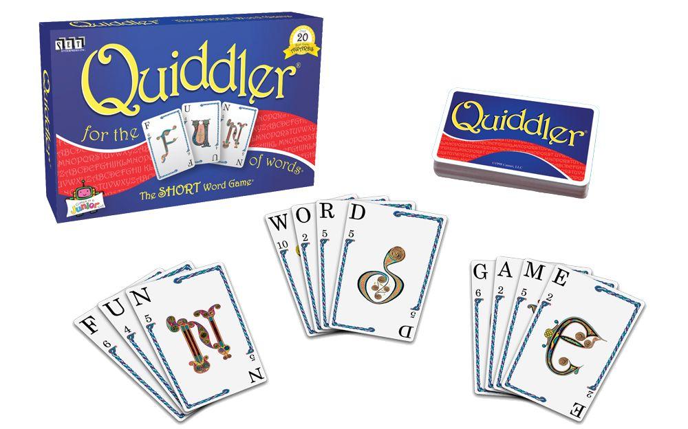 Quiddler by Set Games