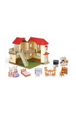 Calico Critters Townhome Gift Set