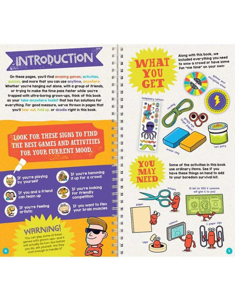 101 Outrageously Fun Things to Do by Klutz