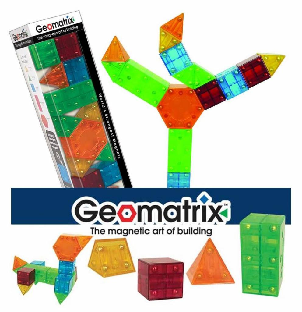 Geomatrix by California Creations